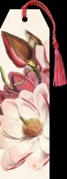 Zakładka 23 ze wstążką Magnolia różowa