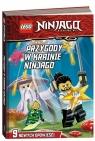 LEGO(R) NINAJGO(R). Przygody w krainie Ninjago praca zbiorowa