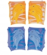 Rękawki do nauki pływania 25x15 cm - Delfiny