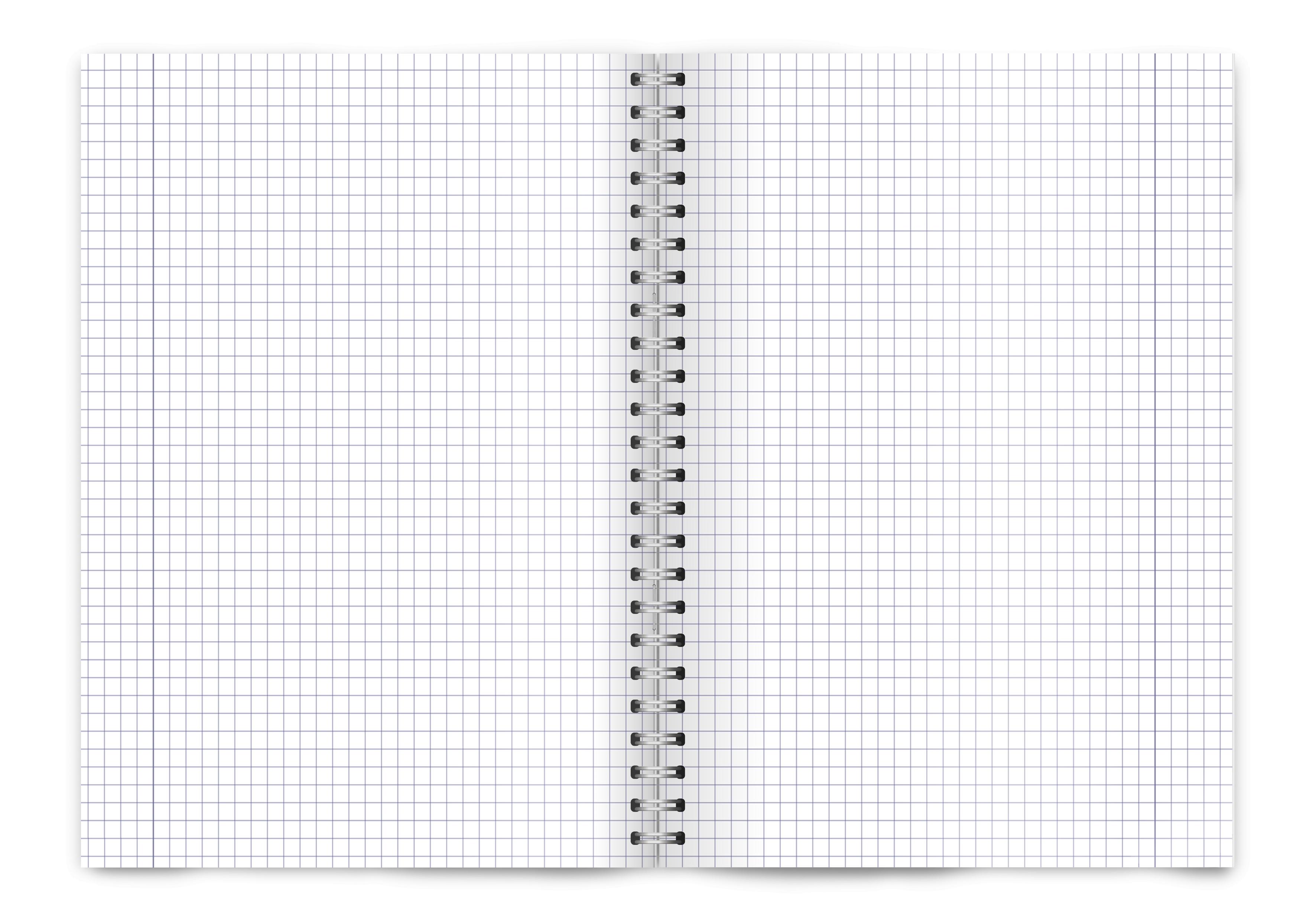 Kołozeszyt TOP-2000 Megamix A4/80k, kratka (400147608)