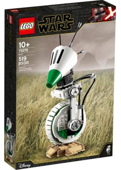 Klocki Star Wars D-O (75278)