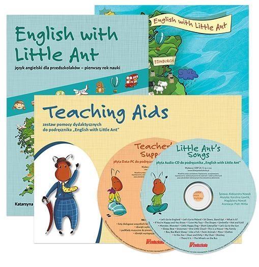 English with Little Ant Janiszewska-Gold Katarzyna