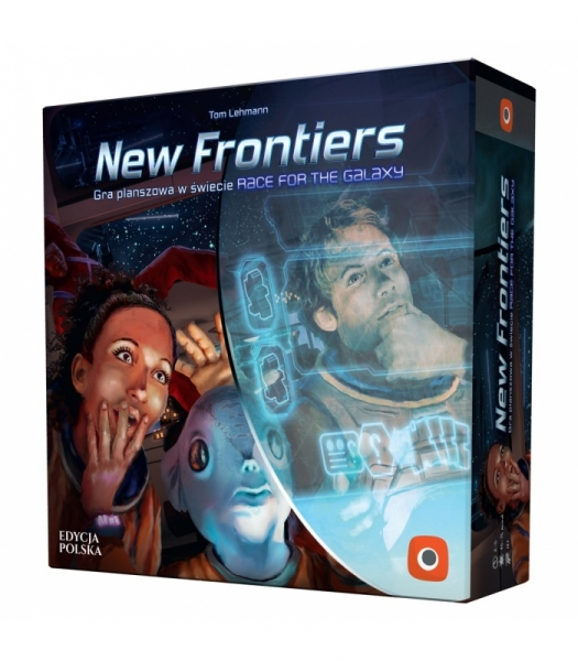 New Frontiers Tom Lehmann
