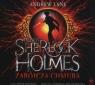 Młody Sherlock Holmes Zabójcza chmura (Audiobook) Lane Andrew