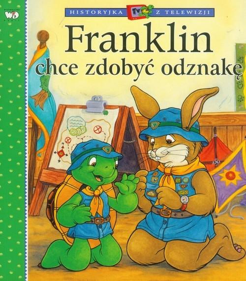 Franklin chce zdobyć odznakę Bourgeois Paulette, Clark Brenda
