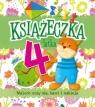 Książeczka 4-latka Maluch uczy się, bawi i nakleja