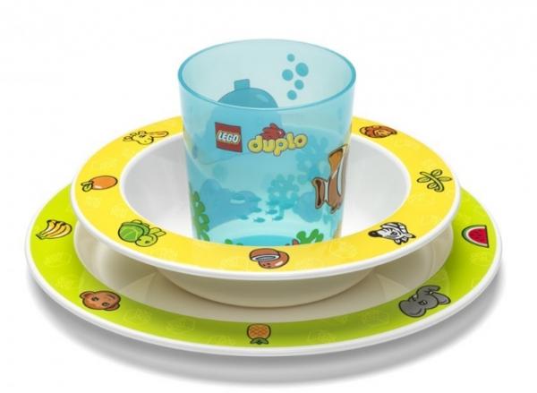 Zestaw naczyń LEGO® DUPLO® (40470001)