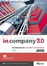 In Company 3.0 Intermediate SB Pack Mark Powell