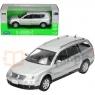 WELLY Volkswagen Passat Variant, srebrny (WE22427)