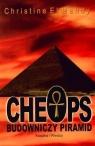 Cheops budowniczy piramid  El Mahdy Christine