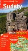 Mini Region Sudety przewodnik + atlas