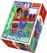 Puzzle mini 54: Pidżamersi Adventures 3 TREFL