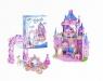Puzzle 3D Princess Secret Garden (21623)