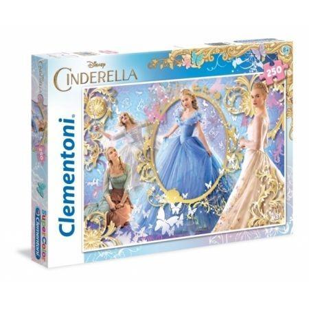 Puzzle Cinderella 250 elementów (29723)