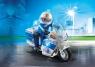 Motor policyjny ze światłem LED (6923)