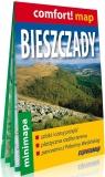 Comfort! map Bieszczady 1:200 000 minimapa