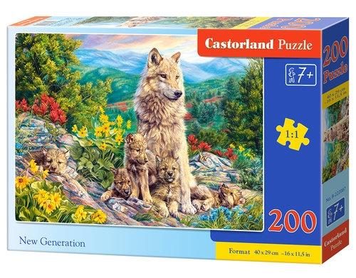 Puzzle 200 Premium: New Generation