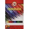 Kredki Progresso 8756, 12 kolorów (10365)