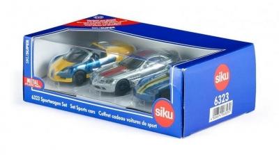 Siku Super - Set podarunkowy - auta sportowe S6323