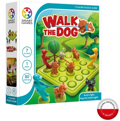 Smart Games Walk The Dog (ENG) IUVI Games (SG427)