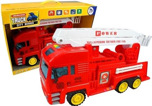 Auto Straż Pożarna z Wysuwaną Drabiną
