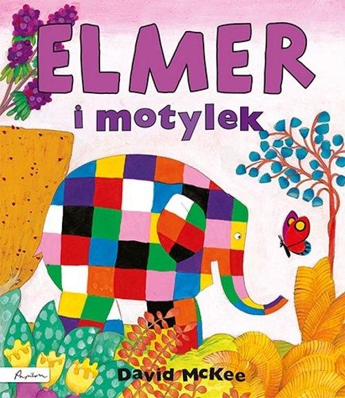 Elmer i motylek McKee David