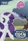 My Little Pony Kucyki i psy Koloruj czytaj naklejaj