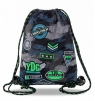 Coolpack - Sprint - Worek sportowy - Grey (BADGES B) (B73150)