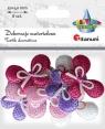 Dekoracje materiałowe kokardki (439210)