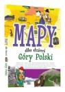 Mapy dla dzieci Góry Polski