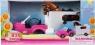 Auto dla lalek z przyczepą dla konia Wiek: 3+