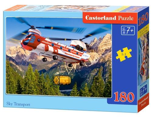 Puzzle 180: Sky Transport