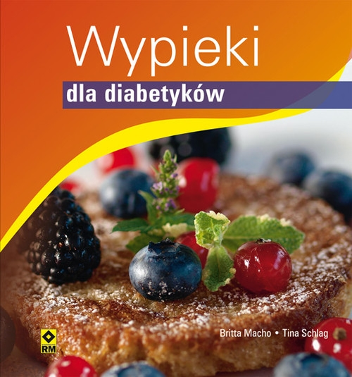 Wypieki dla diabetyków Macho Britta, Schlag Tina