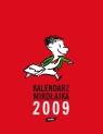 Mikołajek kalendarz 2009 książkowy Goscinny Rene, Sempe Jean-Jacques