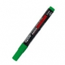 Marker permanentny zielony - okrągła końcówka