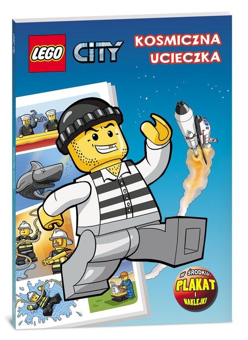 LEGO City Kosmiczna ucieczka (LCO1)