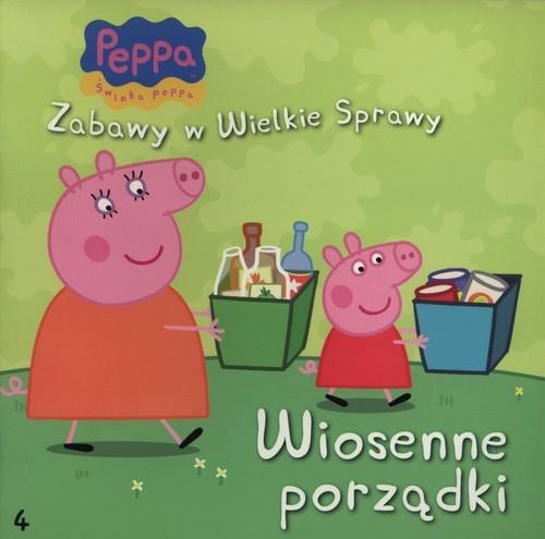 Świnka Peppa Zabawy w wielkie sprawy Wiosenne porządki