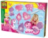 SES Creative Brokatowe marzenia Brokatowe mydełka