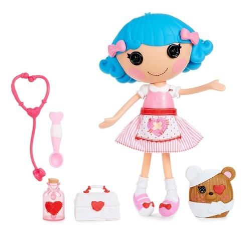 Lalaloopsy Doll with Accessories Sanita Riuszka (541240)