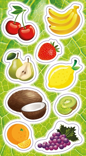 Naklejki Warzywa / Owoce