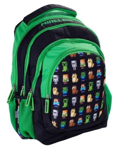 Plecak szkolny Minecraft ASTRA