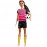 Barbie 60 urodziny: Lalka Piłkarka (GFX23/GFX26)