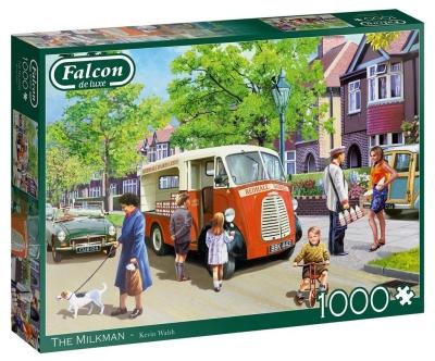 Puzzle 1000 Falcon Mleczarz G3