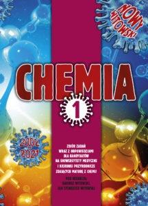 Chemia T.1 Matura 2002-2021 zb. zadań wraz z odp. Witowski Dariusz, Witowski Jan Sylwester