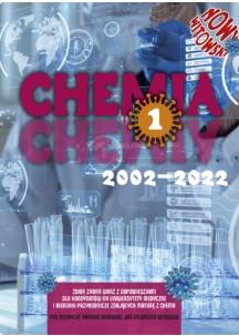 Chemia T.1 Matura 2002-2022 zbiór zadań wraz z odpowiedziami Witowski Dariusz, Witowski Jan Sylwester