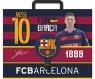 Teczka z rączką A4 FC Barcelona