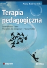 Terapia pedagogiczna Scenariusze zajęć Poradnik dla terapeuty i nauczyciela Radwańska Anna