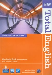 New Total English Upper-Intermediate Student's Book with CD Crace Araminta, Acklam Richard