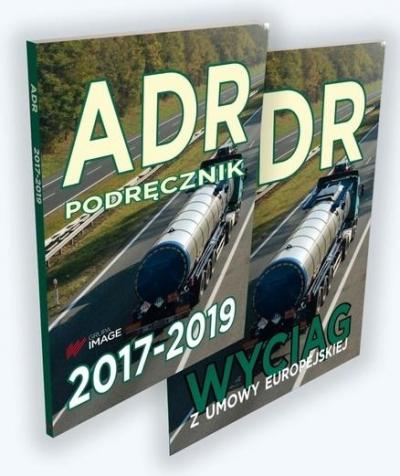 ADR 2017-2019 podręcznik + wyciąg z umowy praca zbiorowa