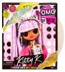 L.O.L. Surprise! O.M.G. REMIX - lalka Kitty K (567226E7C/567240)Wiek: 3+